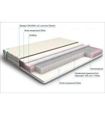 Матрас 110х190 микропакет латекс