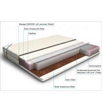 Матрас 110х190 микропакет престиж
