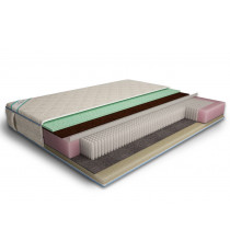 Матрас 110х190 микропакет медиум aloe