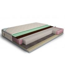 Матрас 110х195 микропакет медиум aloe