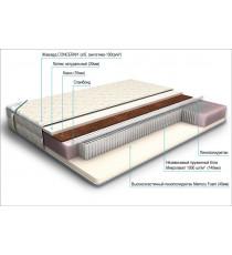 Матрас 110х190 микропакет мидл мемори