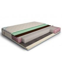 Матрас 110х195 микропакет латекс мемори aloe эконом