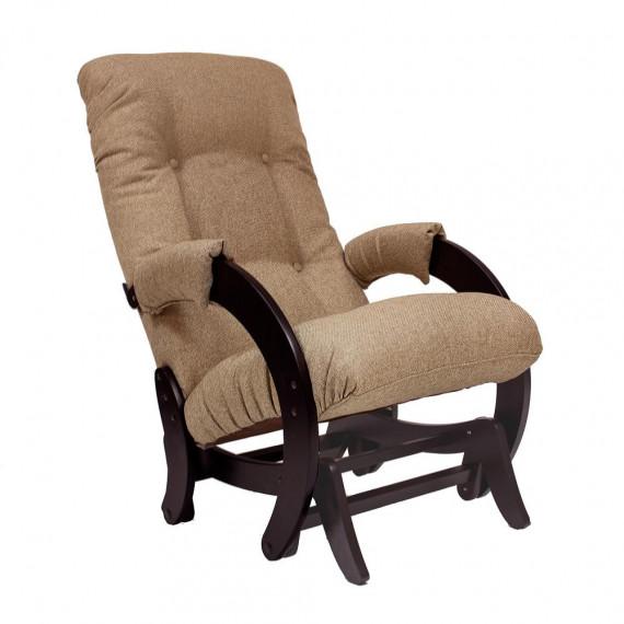 Кресло глайдер МИ Модель 68, Венге, ткань Malta 03 А