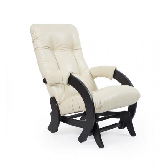 Кресло глайдер МИ Модель 68, Венге, к/з Dundi 112