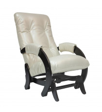 Кресло глайдер МИ Модель 68, Венге, кз Oregon perlamutr 106