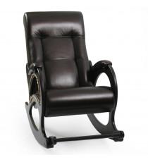 Кресло качалка МИ Модель 44 венге, Венге, к-з Oregon perlamutr 120