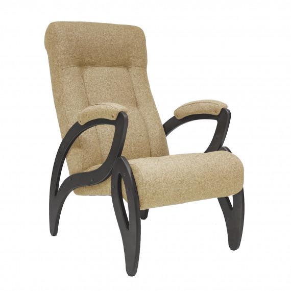 Кресло для отдыха МИ Модель 51 венге, Венге, ткань Malta 03 A