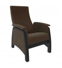 Кресло глайдер МИ Модель 101ст, Венге, ткань Verona Brown