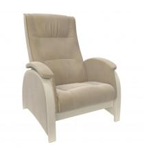 Кресло глайдер МИ Модель Balance 2 , Дуб шампань/шпон, ткань Verona Vanilla