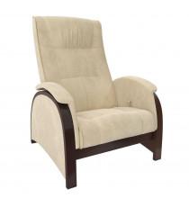 Кресло глайдер МИ Модель Balance 2 , Орех/шпон, ткань Verona Vanilla