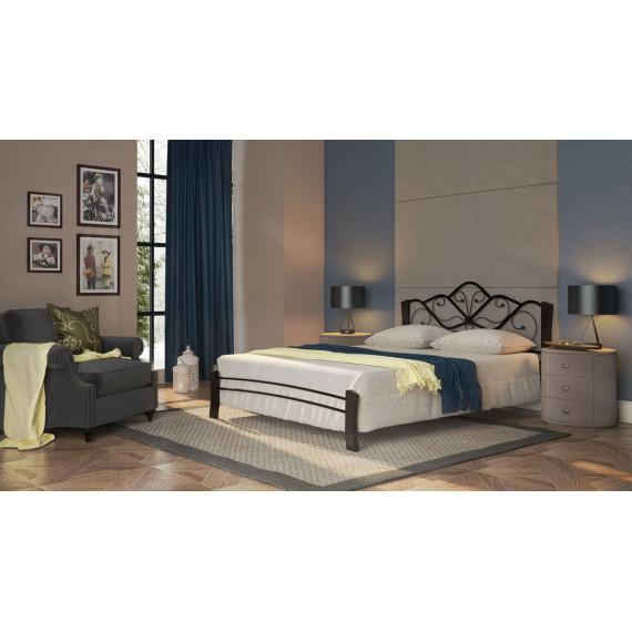Кровать Венера 4 Лайт ЧШ 160