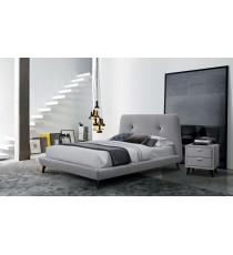 Кровать SWEET TOMAS 160*200 ткань Stone 3