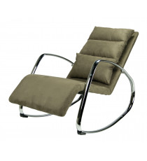 Кресло качалка MK-5509-BR Коричневый