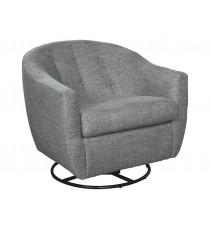 Кресло вращающееся Mandon 2030442 Серый