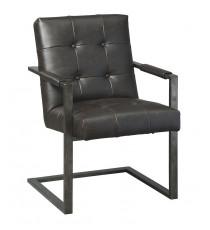 Кресло офисное Starmore H633-02A Черный/коричневый