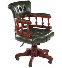 Кресло руководителя CHO-001 MK-2404-AN Вишня