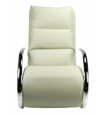 Кресло качалка c пуфом S001 MK-5503-BG Бежевый