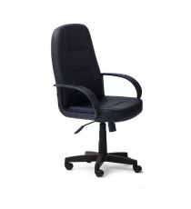 Кресло СН747 черное офисное