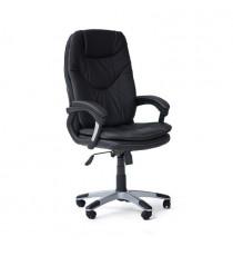 Кресло офисное COMFORT (иск. кожа, черный)