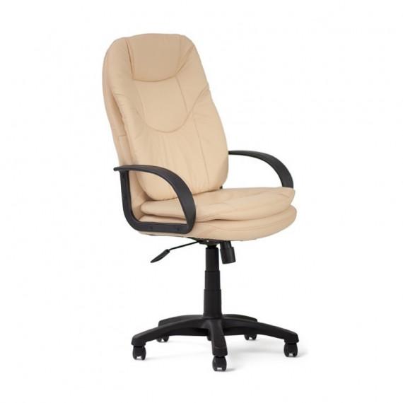 Кресло офисное COMFORT (иск. кожа, бежевый)