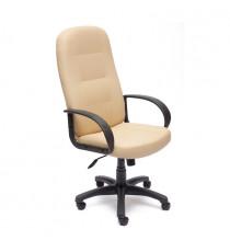 Кресло DEVON бежевое перфорированное
