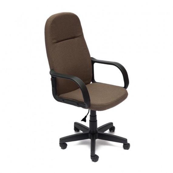 Кресло офисное LEADER (ткань / бежевый)