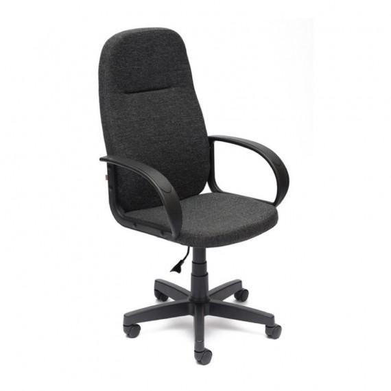 Кресло офисное LEADER (ткань / серый)