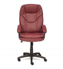 Офисное кресло Comfort LT (бордо, экокожа)