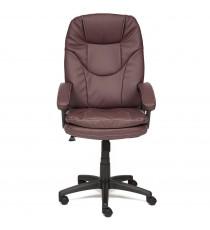 Офисное кресло Comfort LT (коричневый, экокожа)