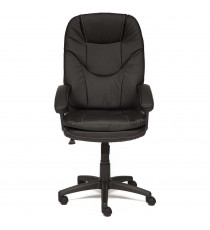 Офисное кресло Comfort LT (черный, экокожа)