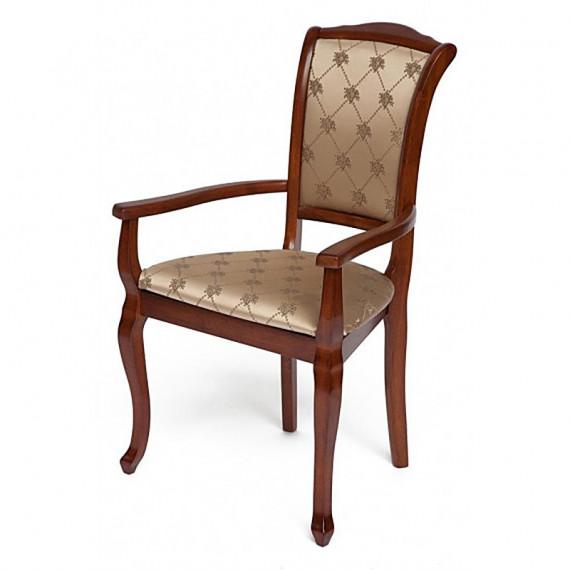 Кресло со спинкой «Женева» (Geneva) (Tobacco (тобакко)