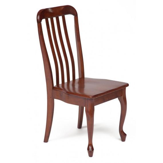 Стул с твердым сиденьем «Палермо» (Palermo) (Maf brown (коричневый в рыжину)