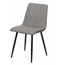 Барный стул DERRY светло-серый меланж FC-01/ RU-04