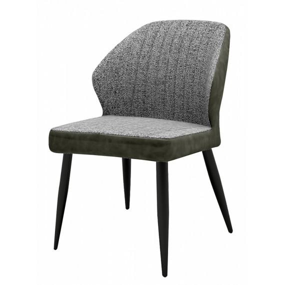 Стул-кресло RIVERTON светло-серый меланж FC-01/ RU-04
