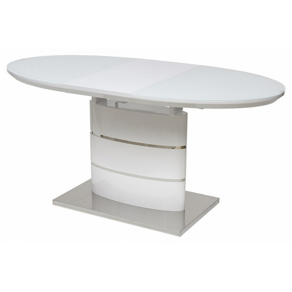 Стол KADET 140 WHITE