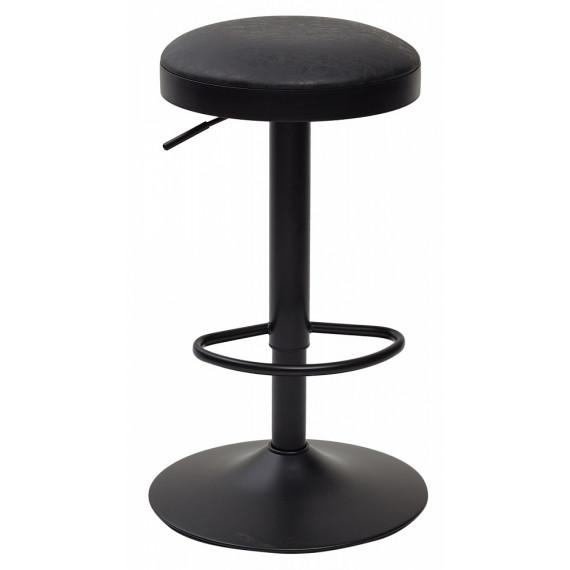 Барный стул AGAVA Vintage Black C-135 винтажный черный