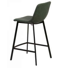 Барный стул HAMILTON RU-01 PU малахит