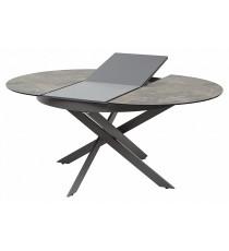 Стол  TRENTO 120 Italian Ceramic KL-19+Grey