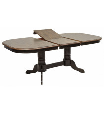 Стол LT T16504 OVAL OAK #K522/ WALNUT#K532