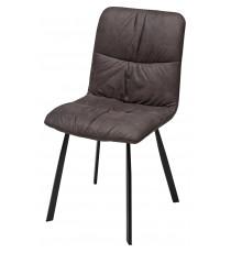 Стул BUFFALO темно-серый винтажный, микрофибра PK-04